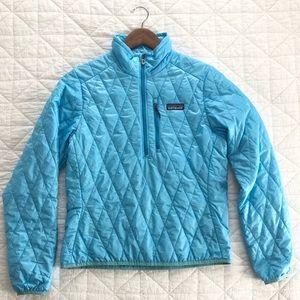 NWOT Patagonia XS three quarter zip pullover